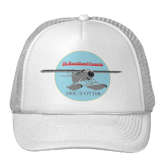 DeHavilland Canada DHC-3 Otter Trucker Hat