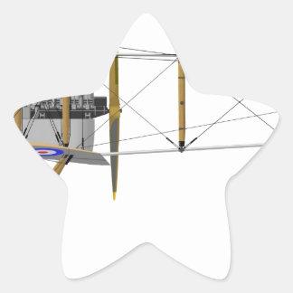 DeHavilland DeH-1A 004630 Star Sticker
