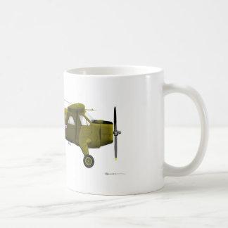DeHavilland U-6 Beaver Coffee Mug