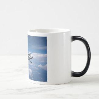 DeHavilland Venom Magic Mug