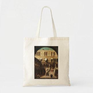 Dei Giganti de Canaletto- Scala Bolsa De Mano