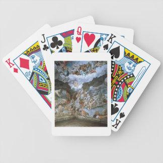 Dei Giganti (fresco) de Sala (véase también 78482- Baraja Cartas De Poker