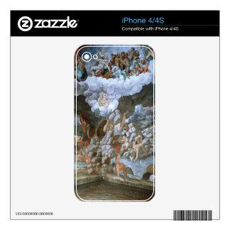 Dei Giganti (fresco) de Sala (véase también 78482- iPhone 4S Skin