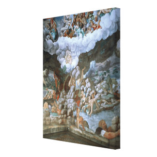 Dei Giganti (fresco) de Sala (véase también 78482- Lona Estirada Galerías