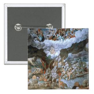 Dei Giganti (fresco) de Sala (véase también 78482- Pin Cuadrado