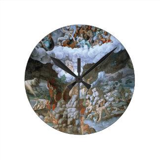 Dei Giganti (fresco) de Sala (véase también 78482- Reloj Redondo Mediano