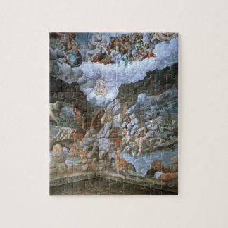 Dei Giganti (fresco) de Sala (véase también 78482- Rompecabezas Con Fotos