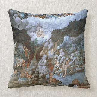 Dei Giganti (fresco) de Sala (véase también Cojín