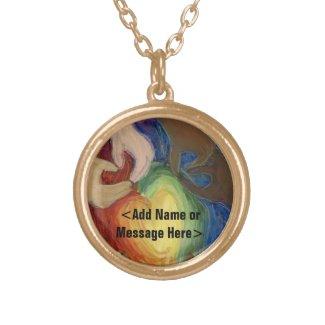 DEI Love Hands & Hearts Jewelry Art Necklaces