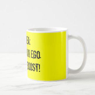 Dei-tea: When Your Ego Needs A Boost! Coffee Mug