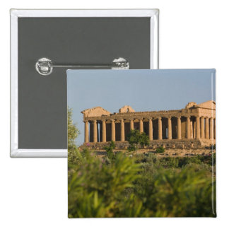 Dei Templi, 4 de Italia, Sicilia, Agrigento, Valle Pin Cuadrada 5 Cm