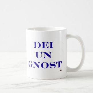 Dei Un Gnost Mugs