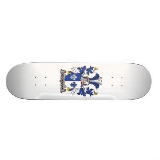 Deichmann Family Crest Skateboard Deck