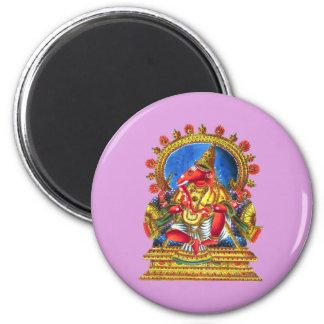 Deidad hindú de Ganesha Iman De Nevera