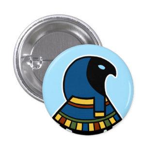 Deidad:: Horus Pin Redondo 2,5 Cm