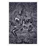 Deidades hindúes poster