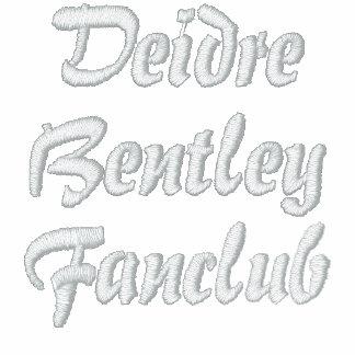 Deidre Bentley MEMBERS ONLY JACKET