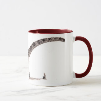 Deinonychus mug