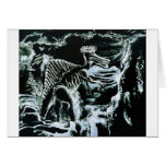 Deinos Sauros- Custom Print! Greeting Cards