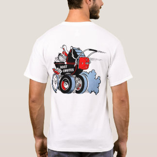 Deist Racing Parachutes Vintage Racing Shirt
