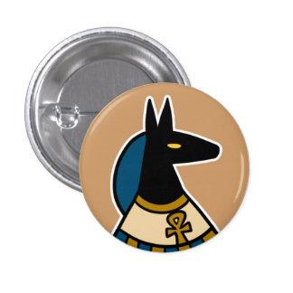 Deity :: Anubis 1 Inch Round Button