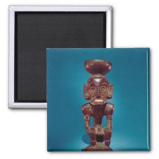 Deity figure Dominican Republic Refrigerator Magnet