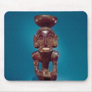 Deity figure , Dominican Republic Mouse Pad