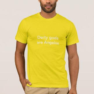 Deity gods are Angelos T-Shirt