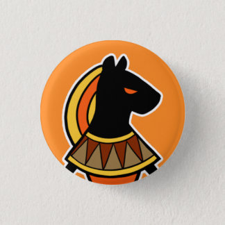 Deity :: Sekhmet Button