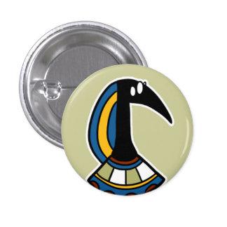 Deity :: Thoth Button