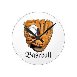 Deja béisbol del juego reloj