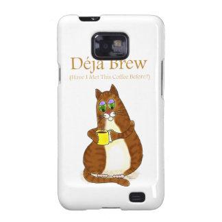 Deja Brew Samsung Galaxy S2 Cases