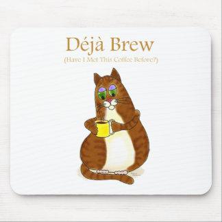 Deja Brew Mouse Pad