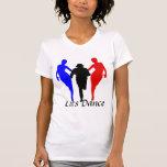 Deja danza camisetas