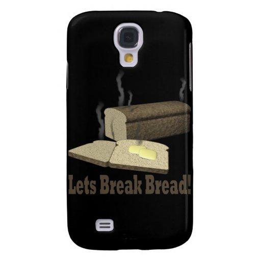 Deja el pan de la rotura