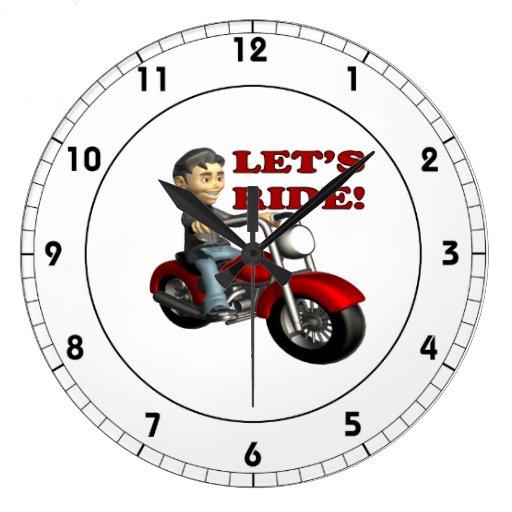 Deja el paseo 5 reloj