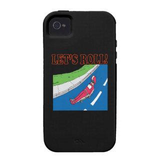 Deja el rollo iPhone 4 fundas