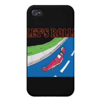 Deja el rollo iPhone 4/4S carcasas
