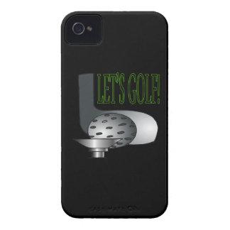 Deja golf carcasa para iPhone 4 de Case-Mate