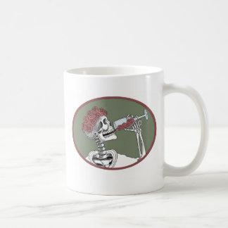 deja la bebida taza de café