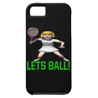 Deja la bola iPhone 5 Case-Mate protector