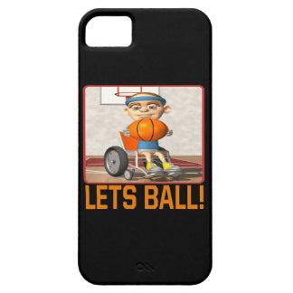Deja la bola funda para iPhone SE/5/5s