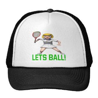 Deja la bola gorra