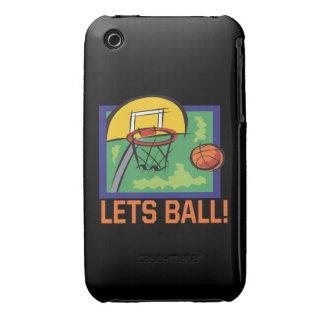 Deja la bola iPhone 3 Case-Mate cobertura
