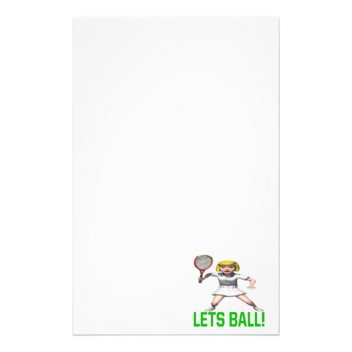 Deja la bola papelería de diseño