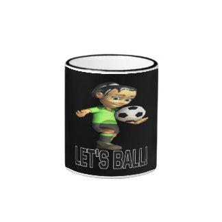 Deja la bola taza de café