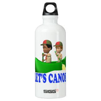 Deja la canoa