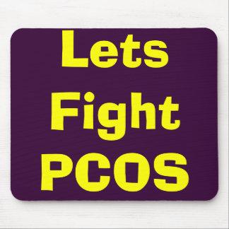 Deja la lucha PCOS Mouse Pad