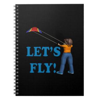 Deja la mosca 2 cuaderno