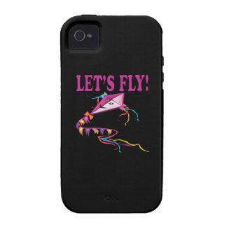 Deja la mosca 3 iPhone 4/4S funda